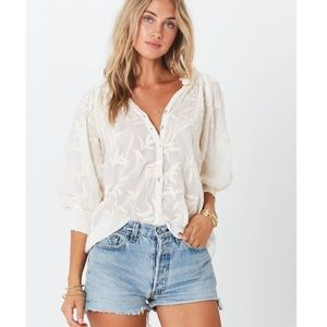 jens pirate booty st kitts blouse pearl